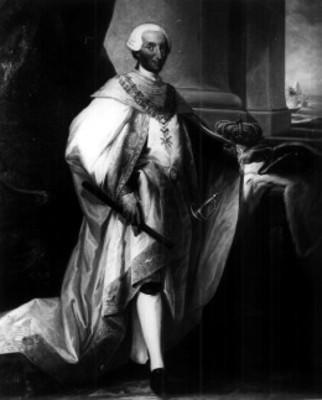 Carlos III, Rey de España, pintura