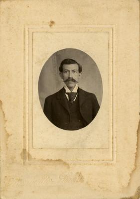 Rodolfo R. Ramirez, retrato