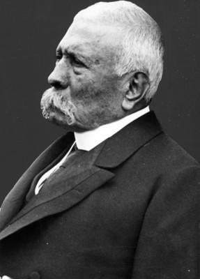 Porfirio Díaz Mori, presidente constitucional