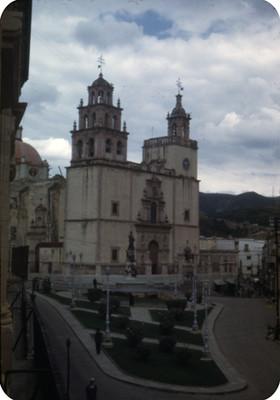 Basilica, vista parcial