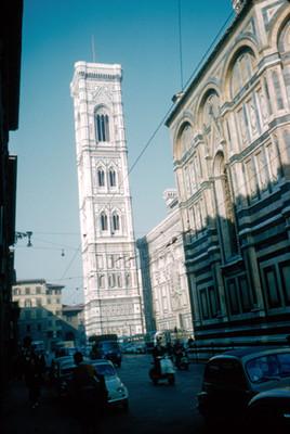 Campanario de la Catedral de Santa Maria de Fiore
