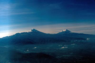 Volcanes, paisaje