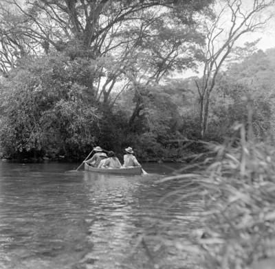 """Frey, Arai Carranza y """"Cubano"""" en la canoa trágica"""