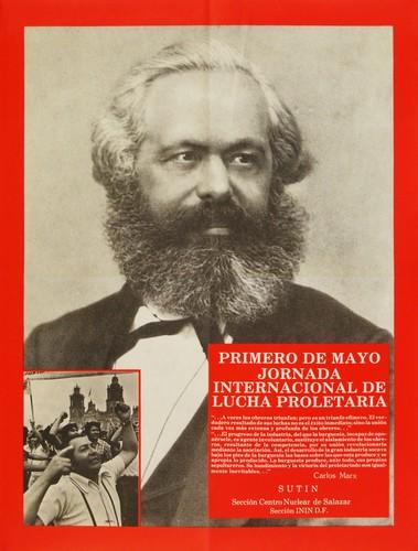 Jornada internacional de lucha proletaria, 1° de mayo. (Dos ejemplares)