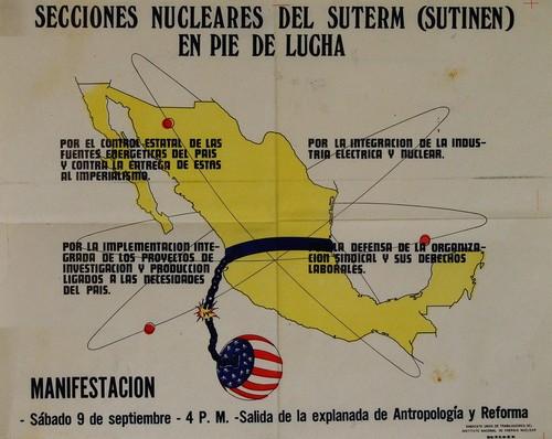 Secciones Nucleares del SUTERM (SUTINEN)