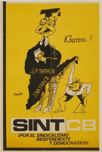 ¡Por el sindicalismo independiente y democrático!