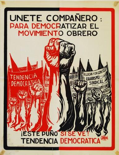 Movimiento Obrero, Tendencia Democratica