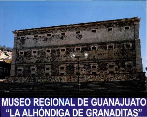 """Museo Regional de Guanajuato """"La Alhóndiga de Granaditas"""""""