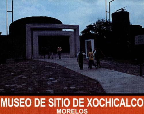 Museo de Sitio de Xochicalco
