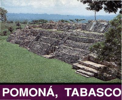 Pomoná, Tabasco
