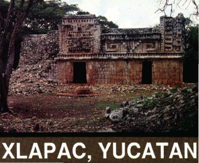 Xlapak, Yucatán