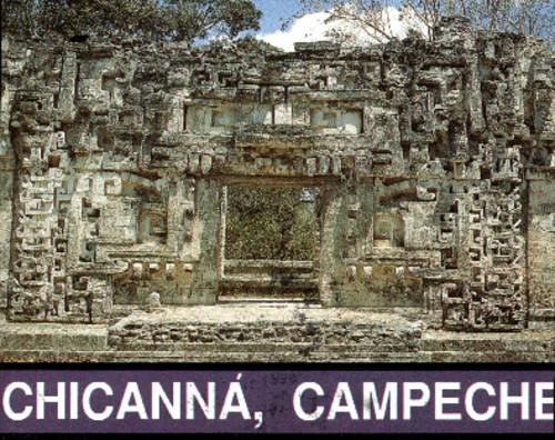 Chicanná, Campeche