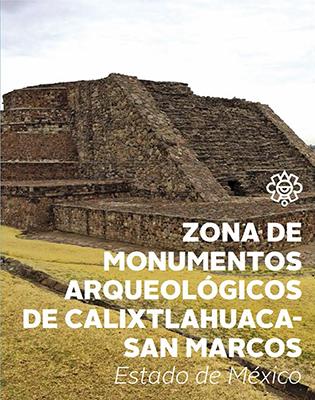 Zona de Monumentos Arqueológicos de Calixtlahuaca - San Marcos