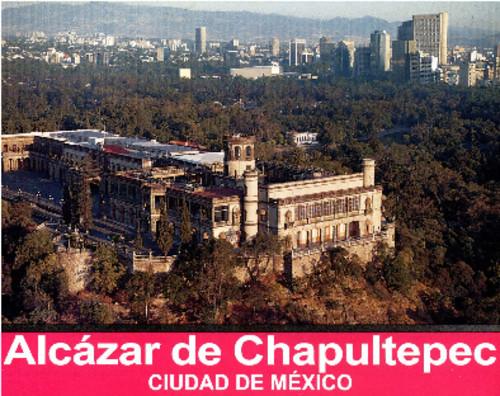 Alcázar de Chapultepec