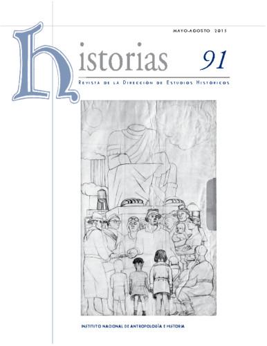 Historias Num. 91 (2015)