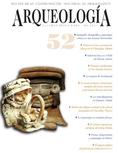 Arqueología -  Num. 52 (2017) Segunda época