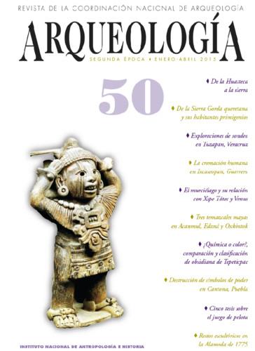 Arqueología -  Num. 50 (2015) Segunda época