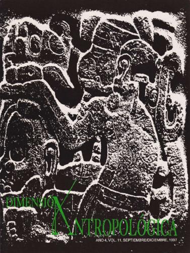 Dimensión Antropológica Vol. 11 (1997)