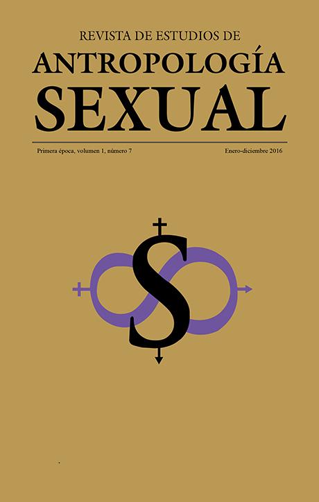 Revista de Estudios de Antropología Sexual. Vol. 1 Num. 7 (2016)