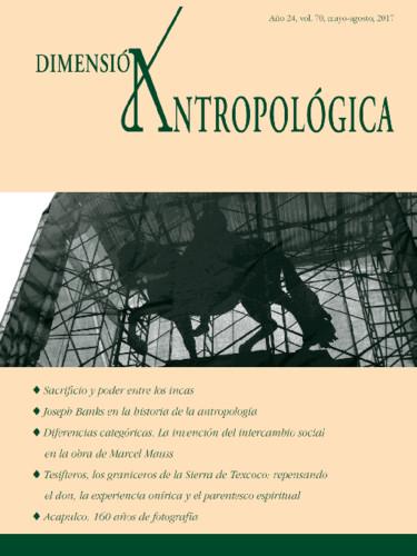 Dimensión Antropológica Vol. 70 (2017)