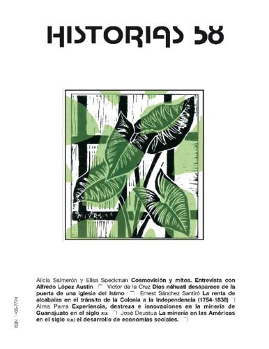 Historias Num. 58 (2004)