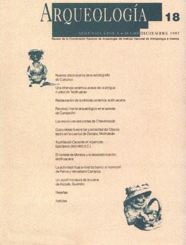 Arqueología - Num. 18 (1997) Segunda época