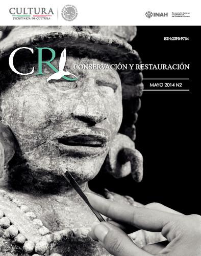 CR. Conservación y Restauración Num. 2 (2014)