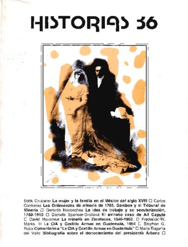 Historias Num. 36 (1996)