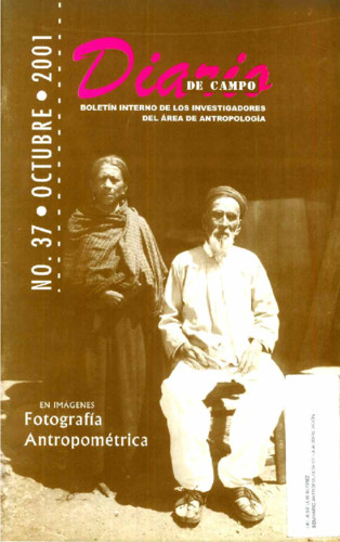 Diario de Campo Num. 37 (2001)