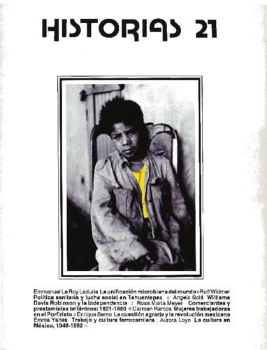 Historias Num. 21 (1989)