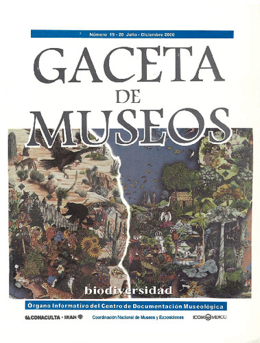 Gaceta de Museos Num. 19-20 (2000)
