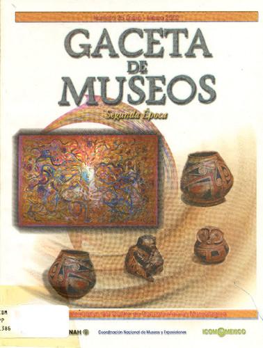Gaceta de Museos Num. 25 (2002)