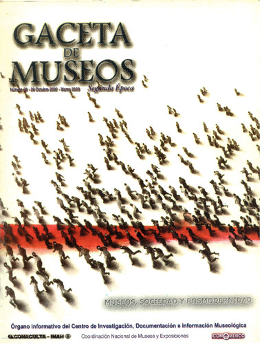 Gaceta de Museos Num. 28-29 (2003)