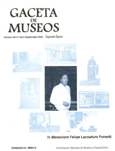 Gaceta de Museos Num. 30-31 (2003)