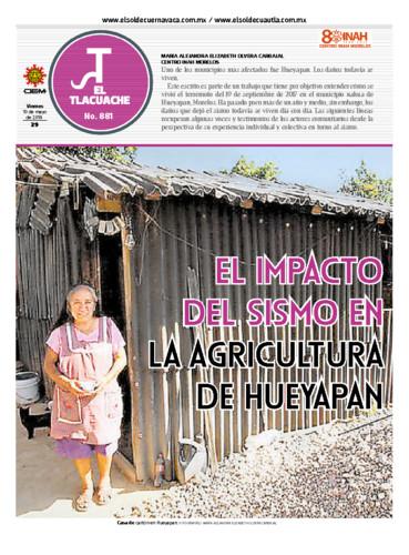 El Tlacuache Num. 881 Año (2019)