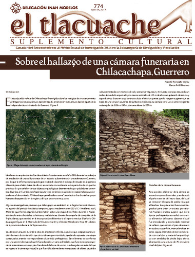 El Tlacuache Num. 774 (2017)