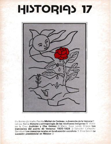 Historias Num. 17 (1987)