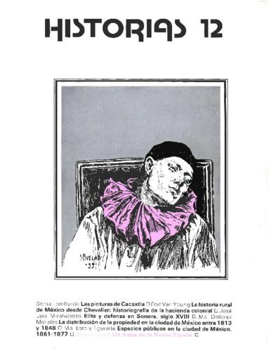 Historias Num. 12 (1986)