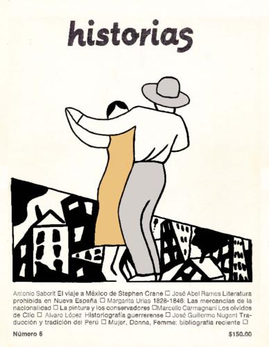Historias Num. 6 (1984)