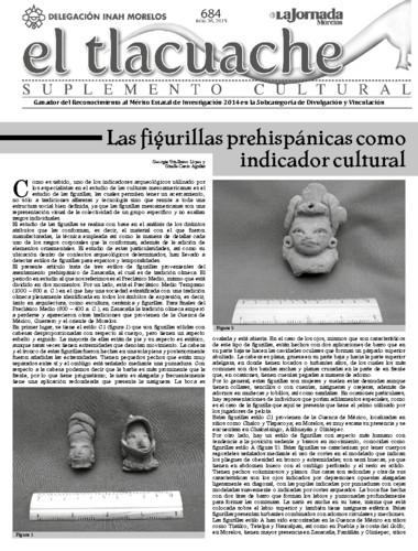El Tlacuache Núm. 684 (2015)