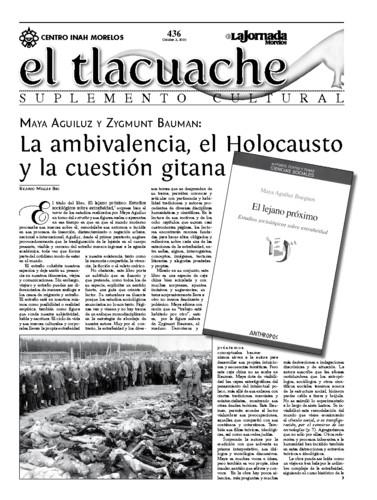 El Tlacuache Núm. 436 (2010)