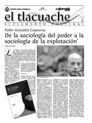 El Tlacuache Núm. 434 (2010)