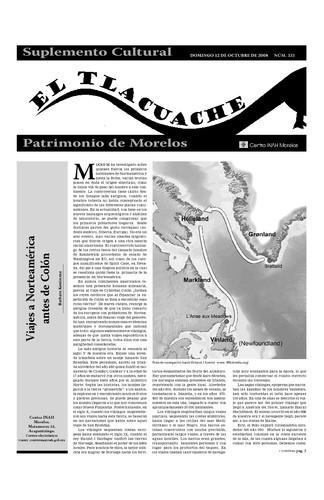El Tlacuache Núm. 333 (2008)