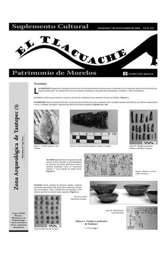 El Tlacuache Núm. 328 (2008)