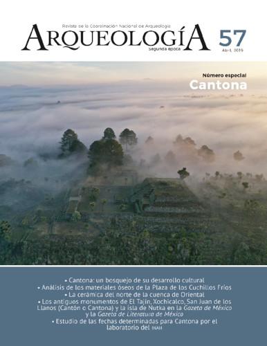 Arqueología Num. 57 (2019) Segunda época