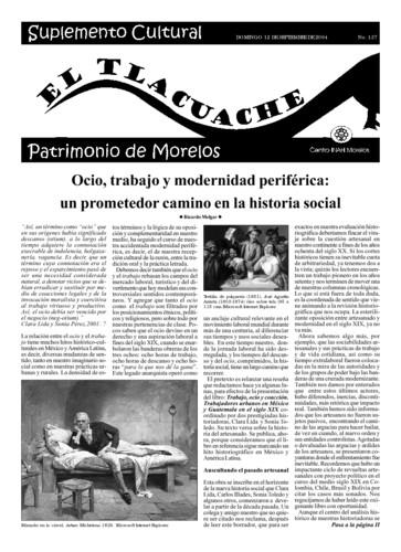 El Tlacuache Núm. 137 (2004)
