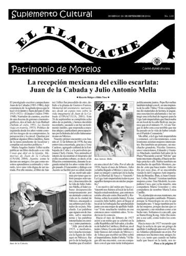 El Tlacuache Núm. 139 (2004)
