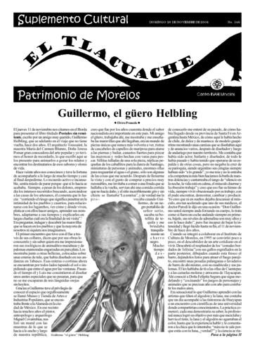 El Tlacuache Núm. 146 (2004)
