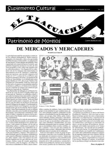 El Tlacuache Núm. 150 (2004)