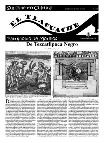 El Tlacuache Núm. 167 (2005)